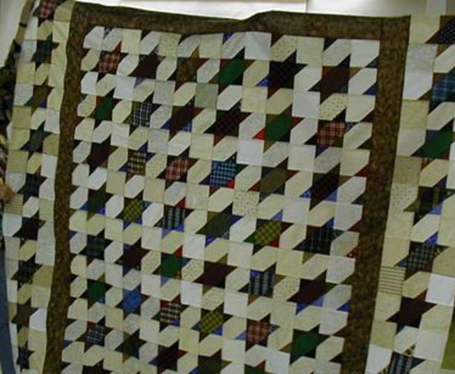 Quilts I Have Finished